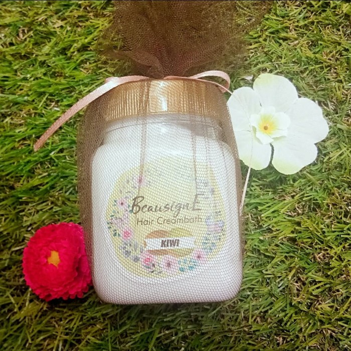 Jual Beausigne Hair Creambath Kiwi 200ml Kota Bandung Beausigne Official Store Tokopedia