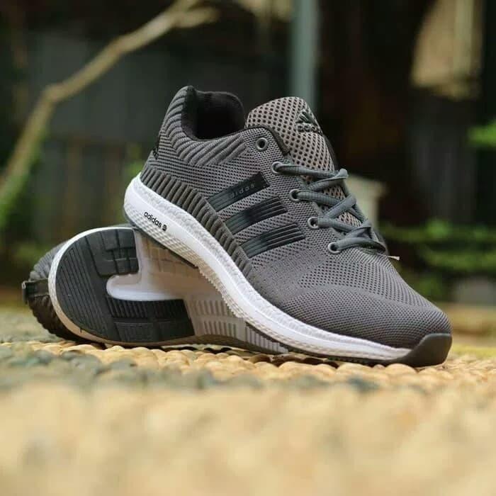 adidas running man