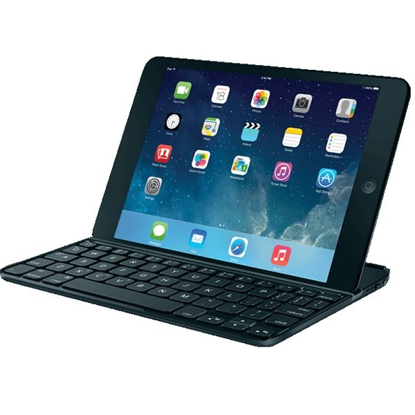harga Ultra thin keyboard for ipad mini 1 / 2 / 3 / 4  logitech Tokopedia.com