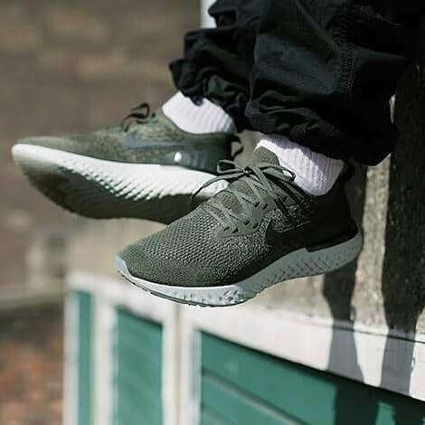 Jual Nike Epic React Olive Green/Cargo