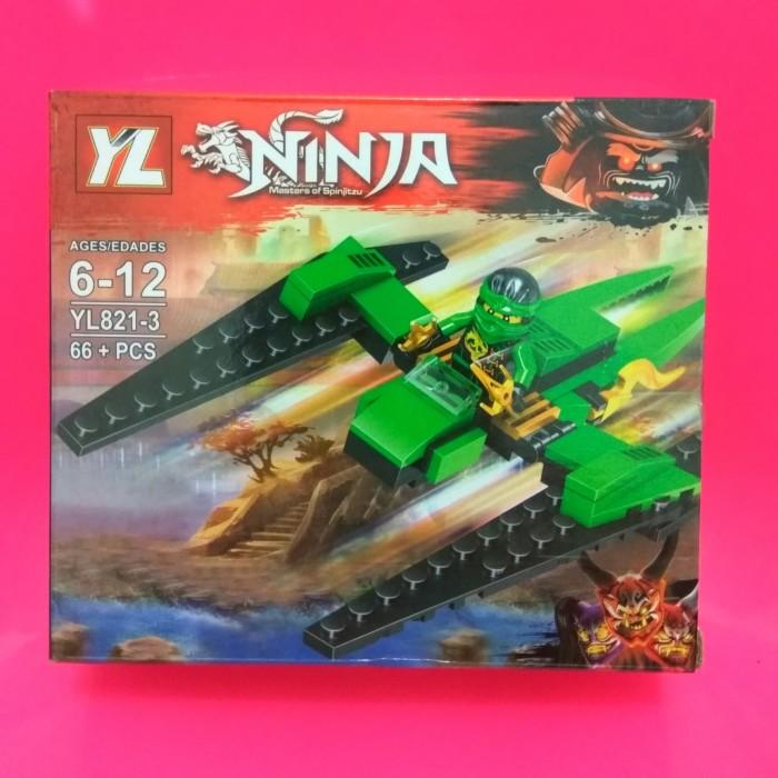 Jual Lego Ninja Lloyd Minifigure Ninja Master Of Spinjitzu Merk SY - DKI  Jakarta - Valencia Store | Tokopedia