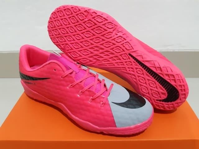 the latest 7c4df 0af55 Jual Sepatu Futsal Nike Hypervenom III Pink Grey - Jakarta Selatan - Cross  Sport | Tokopedia