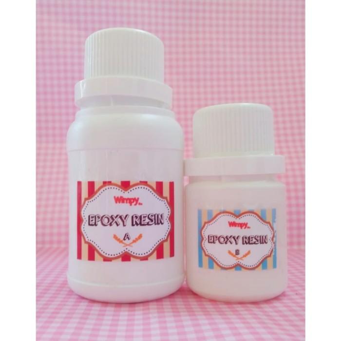 Jual epoxy resin clear cek harga di PriceArea com