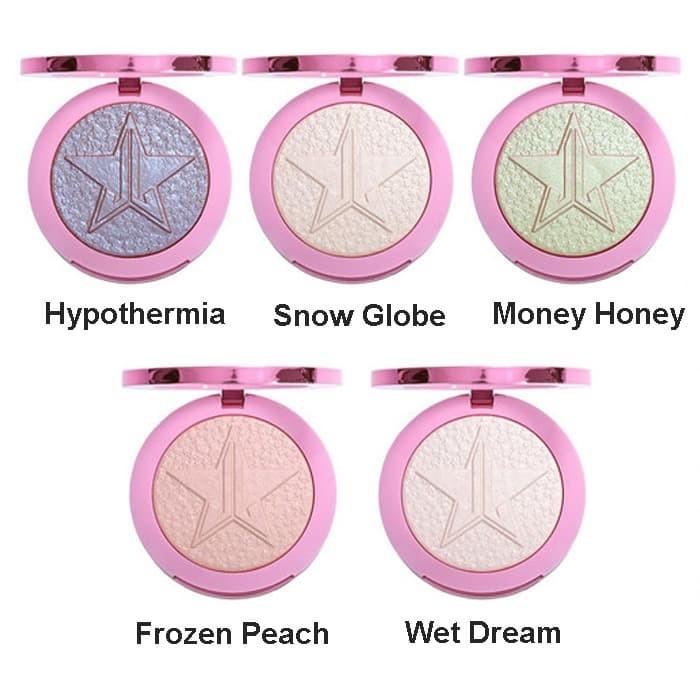 Jual Jeffree Star Cosmetics Supreme Frost - Snow Globe - Jakarta
