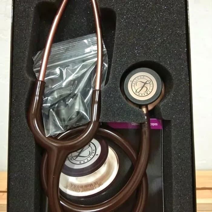 Foto Produk Stetoskop Classic III COKELAT/ LITTMAN CLASSIC 3/LITTMANN CLASSIC III dari TRANSMEDIKA JAKARTA