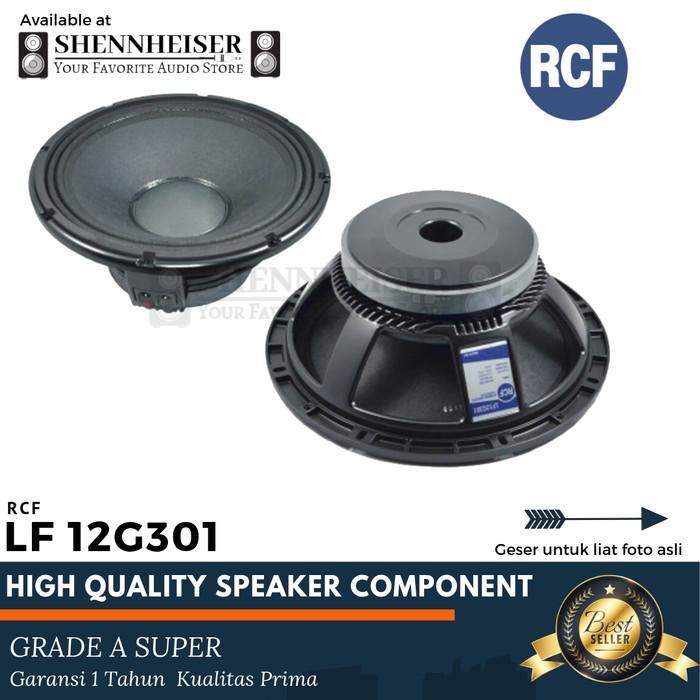 harga Speaker rcf 12 inch lf12g301 grade a Tokopedia.com