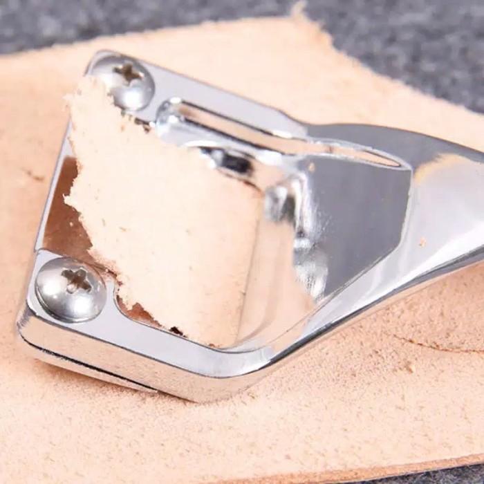 harga Alat penipis kerajinan bahan kulit leather thinning cutter skiving Tokopedia.com