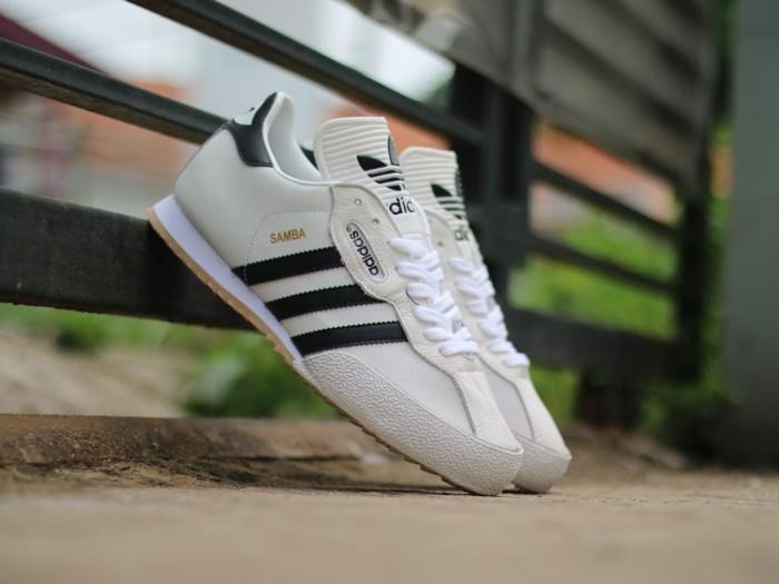 Adidas Originals Samba Super Leather (Unisex)