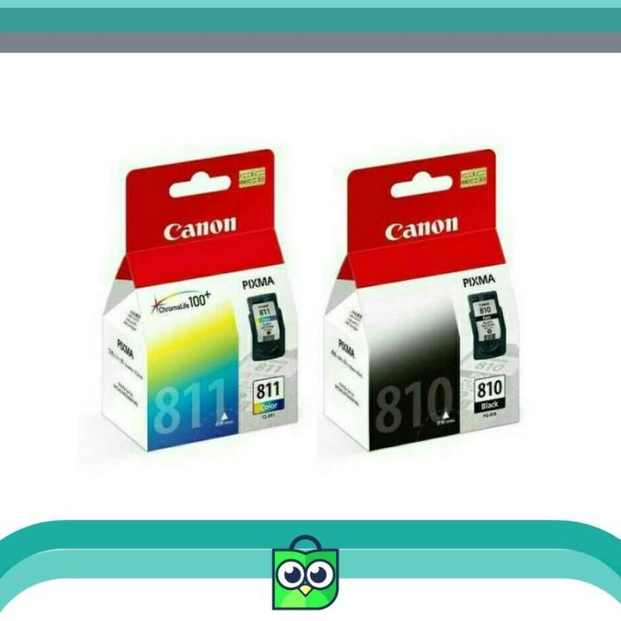 Info Cartridge Canon 810 Dan 811 Hargano.com