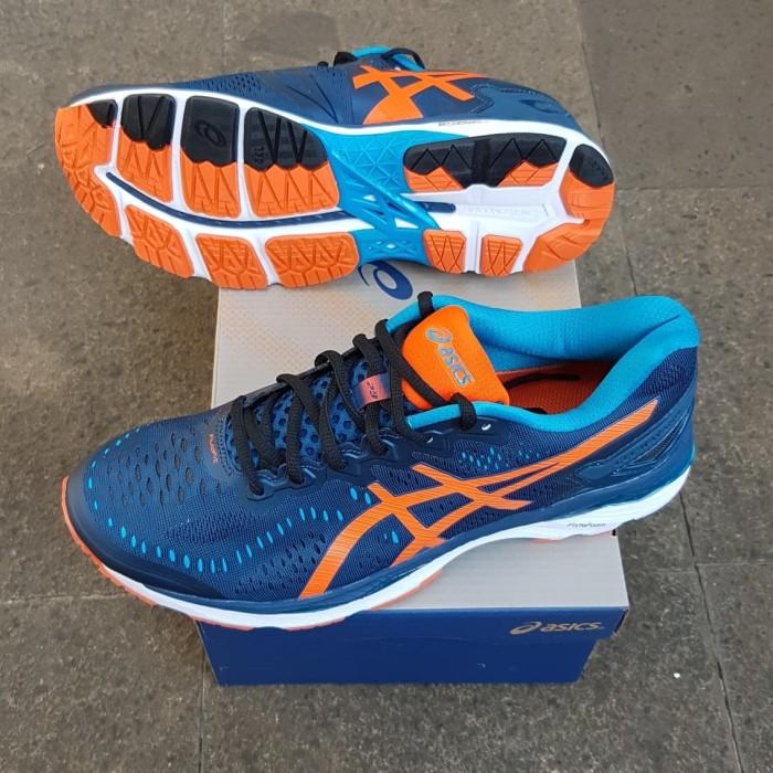 separation shoes 7ef4a a619b Jual Sepatu Asics Gel Kayano 23 Premium Quality - Navy, 44 - Jakarta  Selatan - Adhezta Sport | Tokopedia