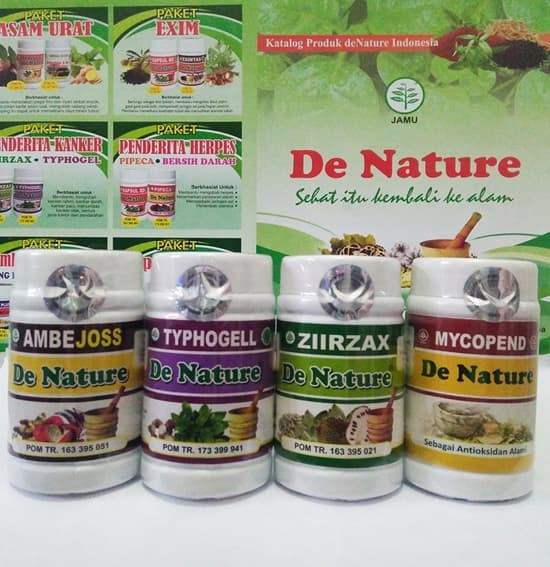 Foto Produk Paket Obat Herbal Khusus Anal Fistula Ani Ampuh dari Toko De Nature Ampuh