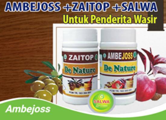 Foto Produk Obat Ambeien Herbal De Nature Asli dari Toko De Nature Ampuh