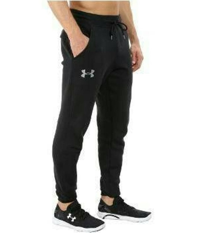 Celana Jogger Panjang Sweatpants Training Under Armour Grade Ori