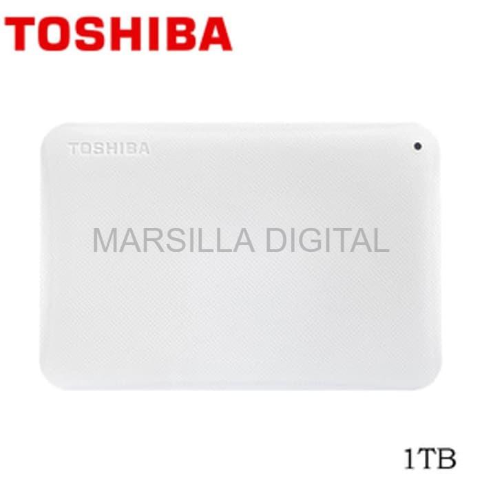 Foto Produk Toshiba Canvio Ready 1TB HDD HD Hardisk Harddisk External 2 5 dari MARSILLA DIGITAL