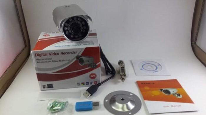 Camera Cctv Portable Outdoor Micro Sd! Tanpa Dvr Murah
