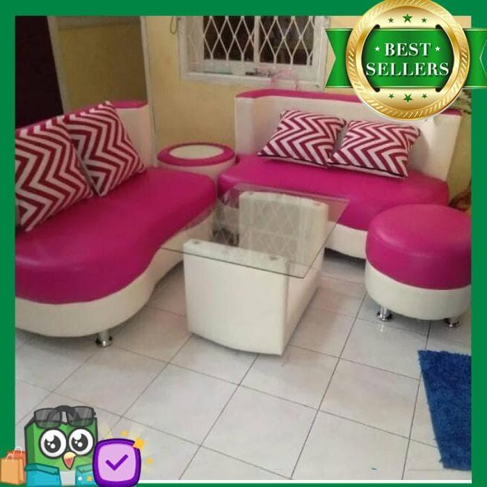 Jual Best Seller Sofa Minimalis Terbaru Kursi Ruang Tamu Murah Lucu
