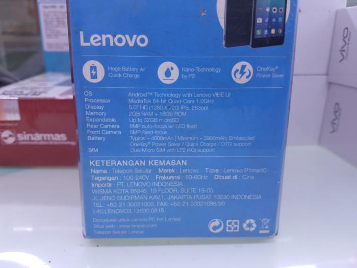 Jual [Murah] Lenovo Vibe P1m - 2/16GB - Quick Charge - 4G LTE - Kota Medan  - Khansa Ponsel id | Tokopedia
