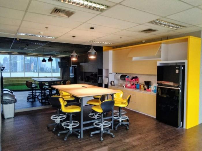 Jual Kitchen Set Murah Di Jakarta Pusat Harga Per Meter The