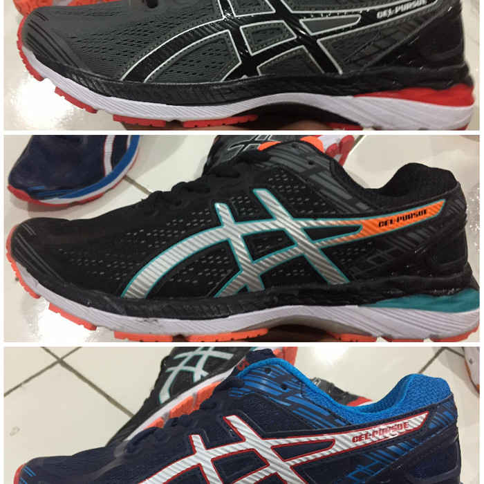 check out 309e1 1d158 Jual Sepatu Asics Gel Pursue Premium Editon - DKI Jakarta - vicky-olshop |  Tokopedia