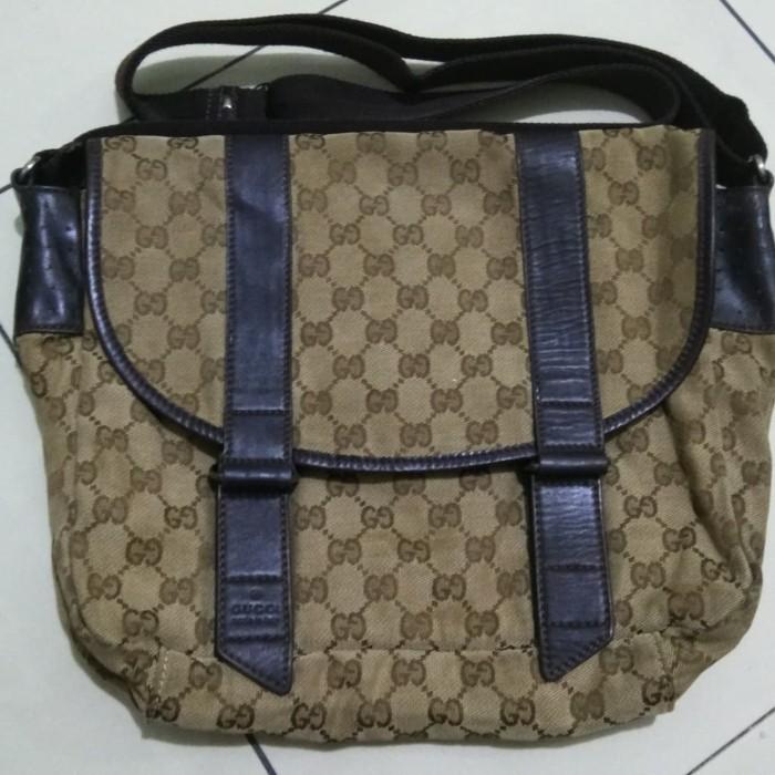 a9542393c84d Jual tas Gucci sling bag original authentic - ardi69gain | Tokopedia