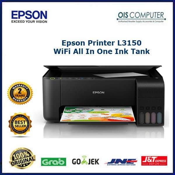 How To Setup Epson L3150 Wifi
