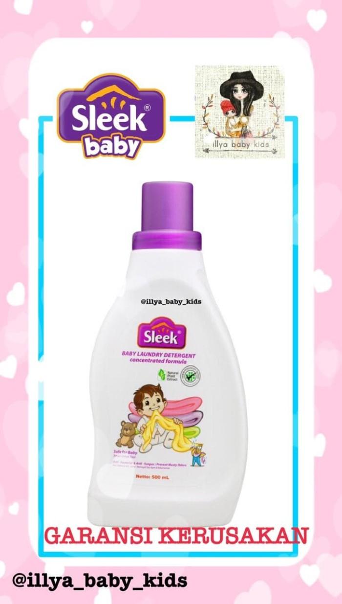 harga Termurah sleek baby laundry detergent sabun cuci bayi 500ml 500 ml Tokopedia.com