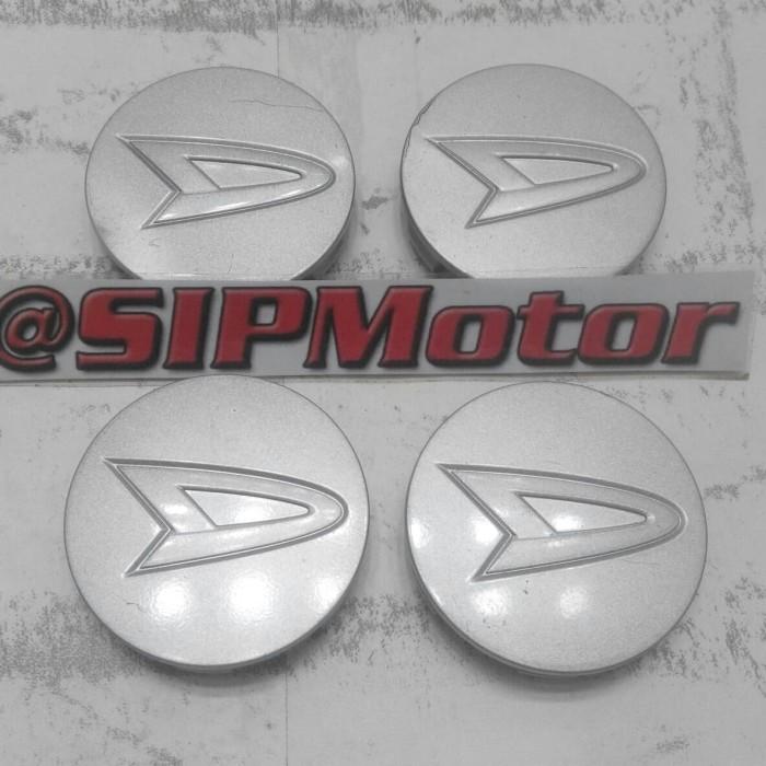 Foto Produk Dop Tutup Velg Roda Mobil Daihatsu Ayla Ukuran Ring 13 dari SIPMotor