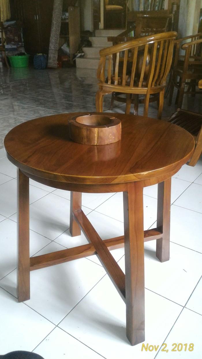 Asbak jati rustic furniture accessories aksesoris furnioo