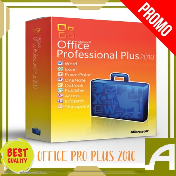 harga Office 2010 pro plus Tokopedia.com