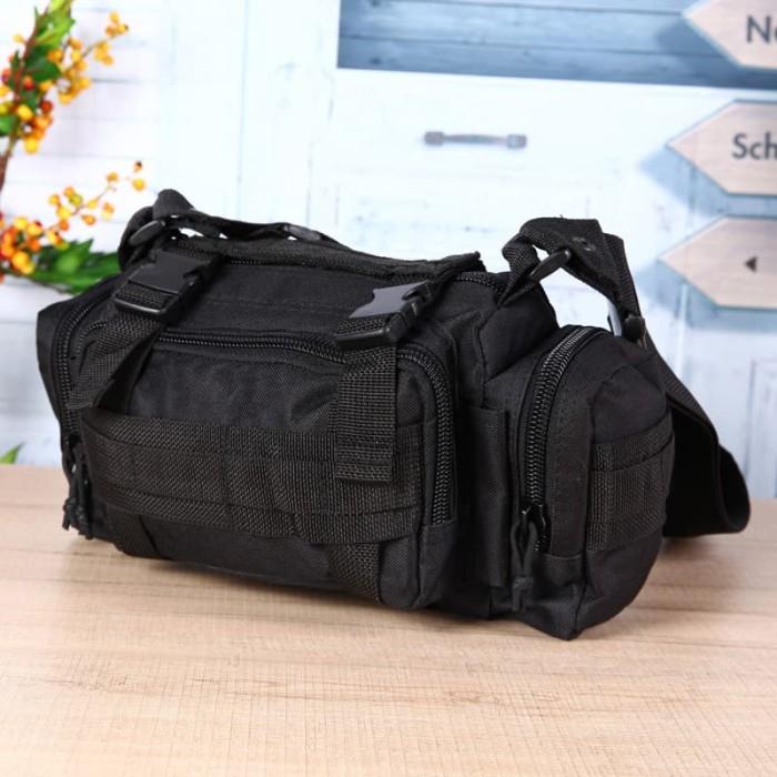 Jual Tas Selempang Pria Army Sling Bag 6L - BL015 - Waroeng Modem ... 9069fe149a