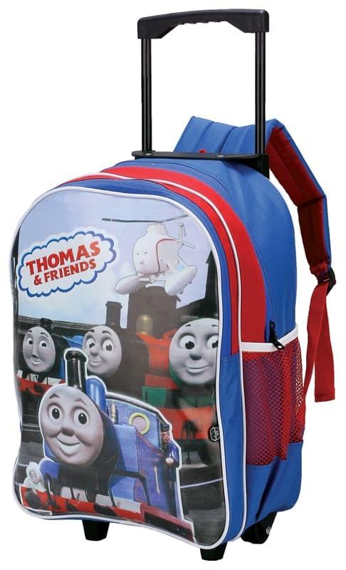 Tas koper anak sekolah terbaik dan termurah cocok untuk jalan jalan - Biru