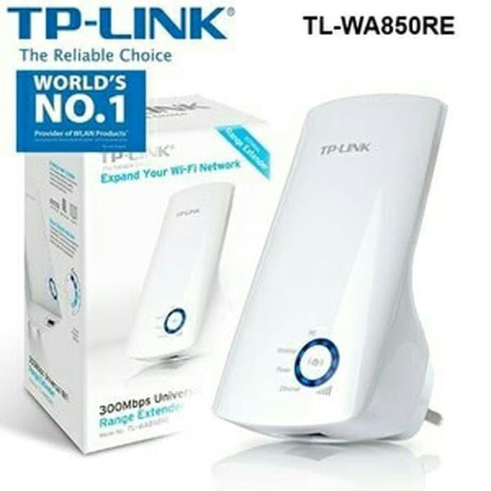 Katalog 300mbps Universal Wifi Range Extender Tl Wa850re Travelbon.com