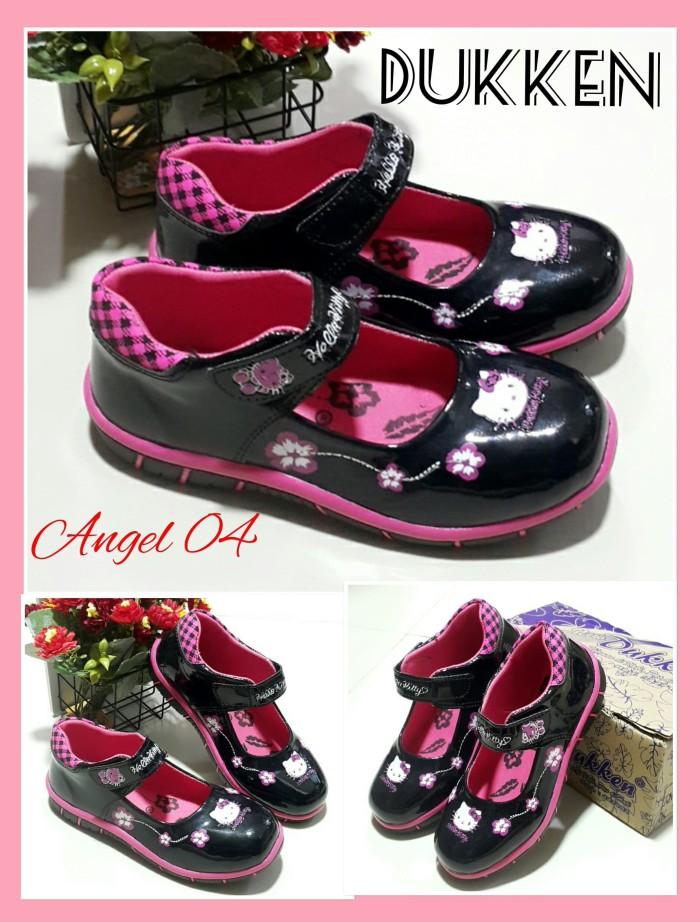 harga Sepatu anak perempuan hello kitty new dukken Tokopedia.com