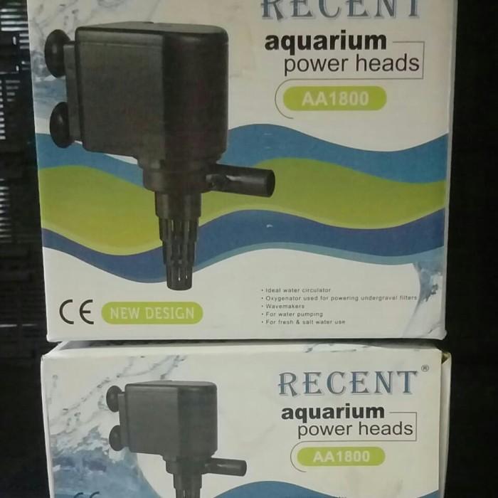 Jual Pompa Air Power Head Aquarium Aquascape Recent AA ...