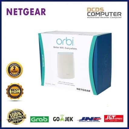 Jual Netgear RBS50 Orbi AC3000 Tri-band Whole Home WiFi Add-on Satellite -  DUNIA COMPUTER & SERVICE | Tokopedia