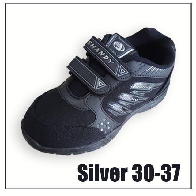 harga Sepatu sekolah anak laki sd smp hitam murah Tokopedia.com