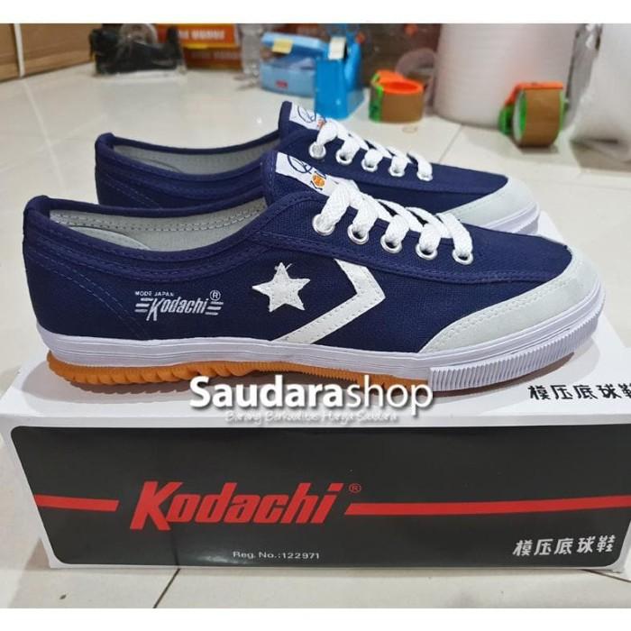 Kodachi 8119 Sepatu Kodachi Star Cefron Dongker /