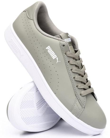 d0b8283723c Jual Puma Smash V2 L Perf Mens Sportstyle Shoes Grey iL - Kab. Sleman - j-j  sports | Tokopedia