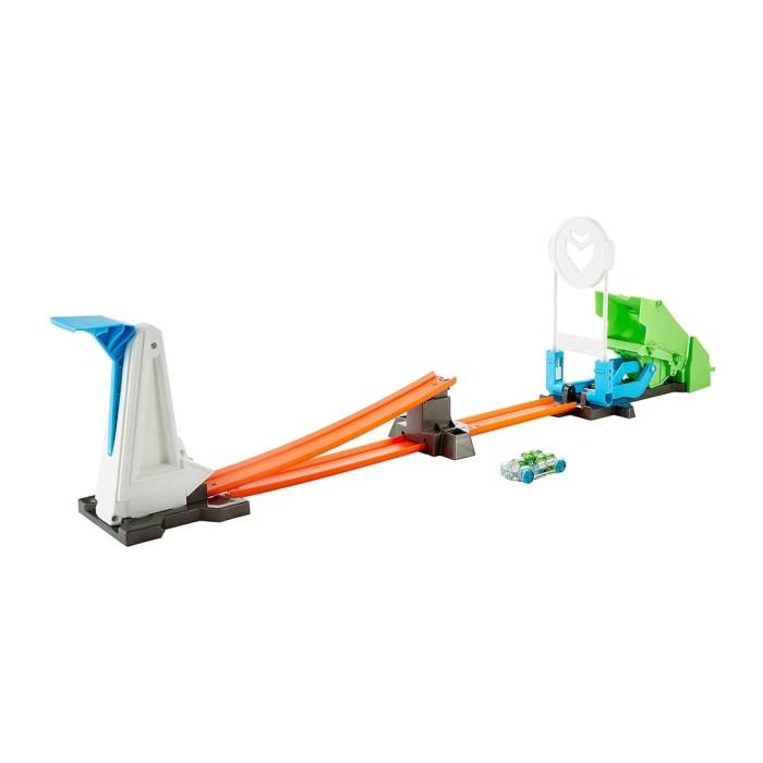 harga Hot wheels track builder hammer drop challenge mainan mobil anak Tokopedia.com