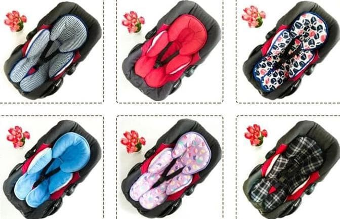 NEW CUDDLEME SEAT PAD (ALAS STROLLER / CAR SEAT) HOT PROMO