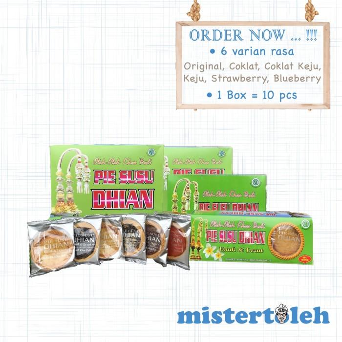 Info 1 Box Pie Susu Dhian DaftarHarga.Pw