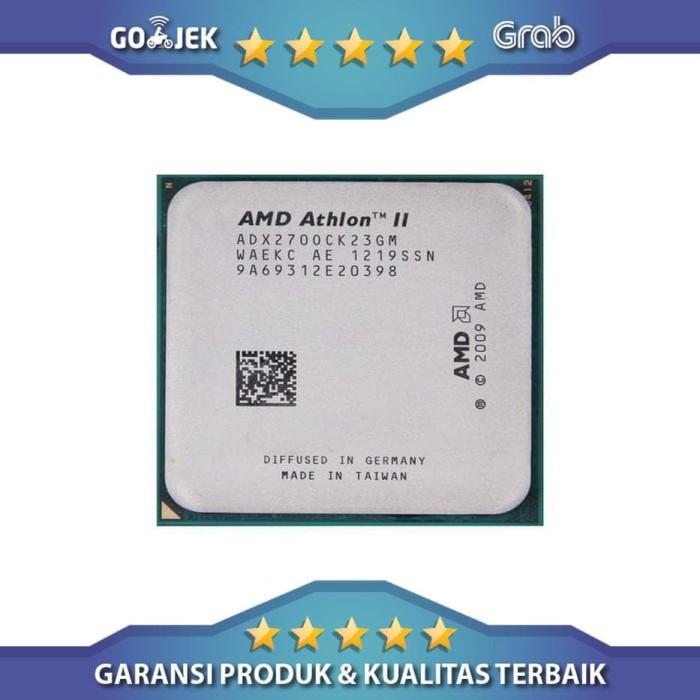 Processor AMD Athlon II X2 270 3.4GHz (Tray)