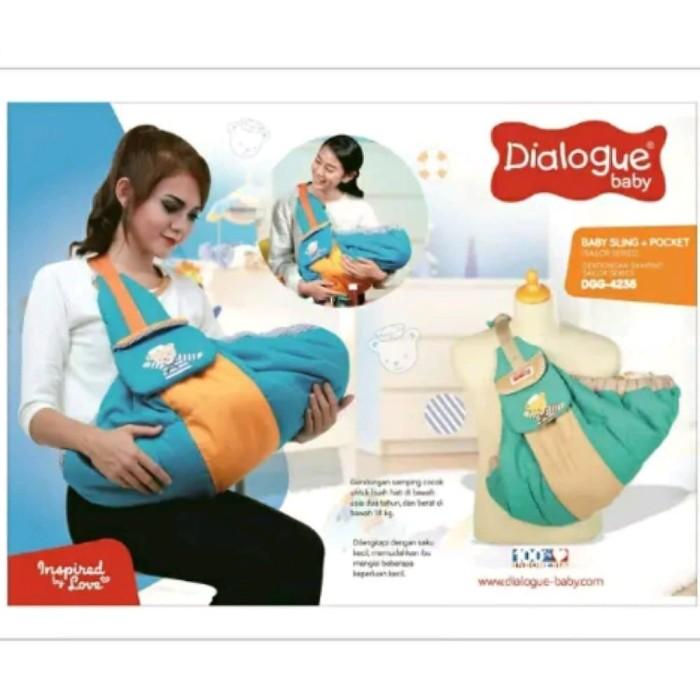 Gendongan Bayi Samping Dialogue Baby Sailor Series