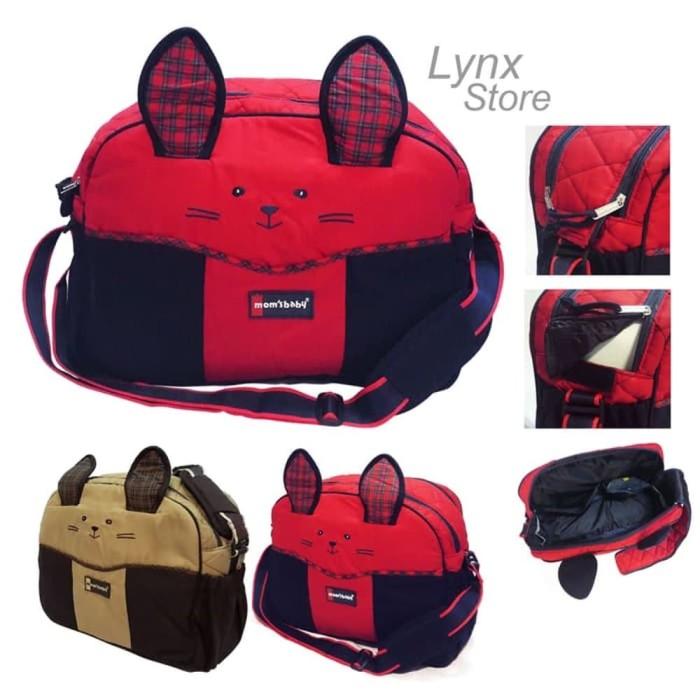 Lynx Tas Bayi Besar Mom s Baby Bag
