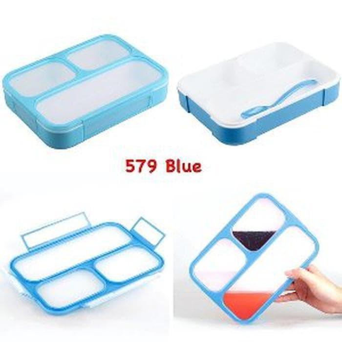 Dijual Yooyee 578 Leakproof Lunch Box 4 Sekat Murah