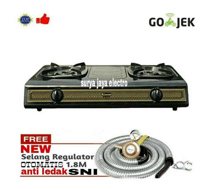 Katalog Regulator Gas Otomatis Travelbon.com