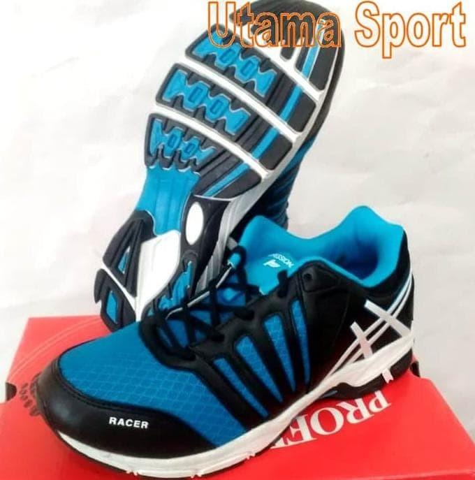 Jual Berkualitas Sepatu Jogging   Voli Professional Racer Original ... b9409171b5
