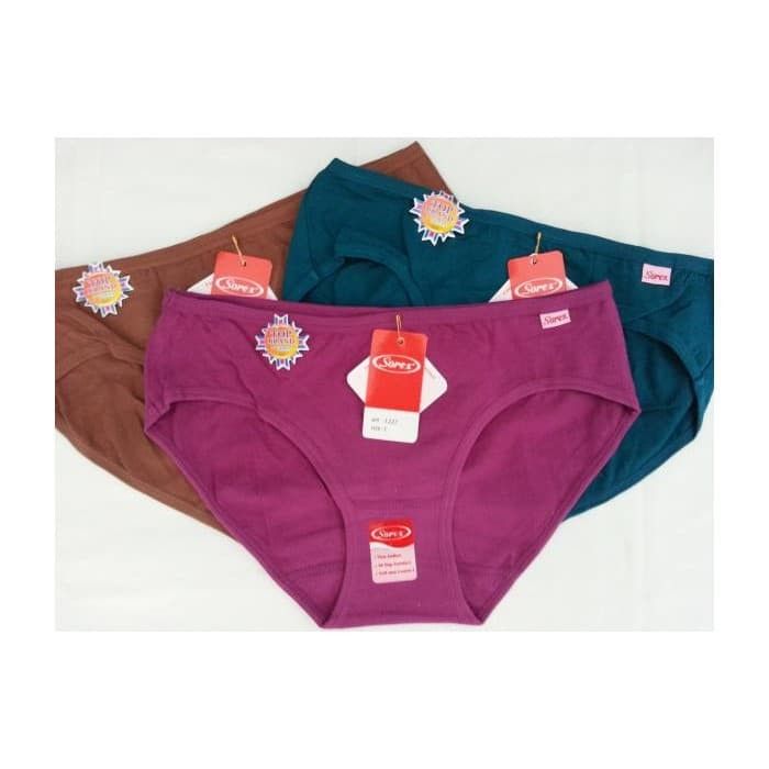 Jual Celana Dalam   CD Wanita Mini Sorex 7221 UKURAN L (6 PC Murah ... 933574a878