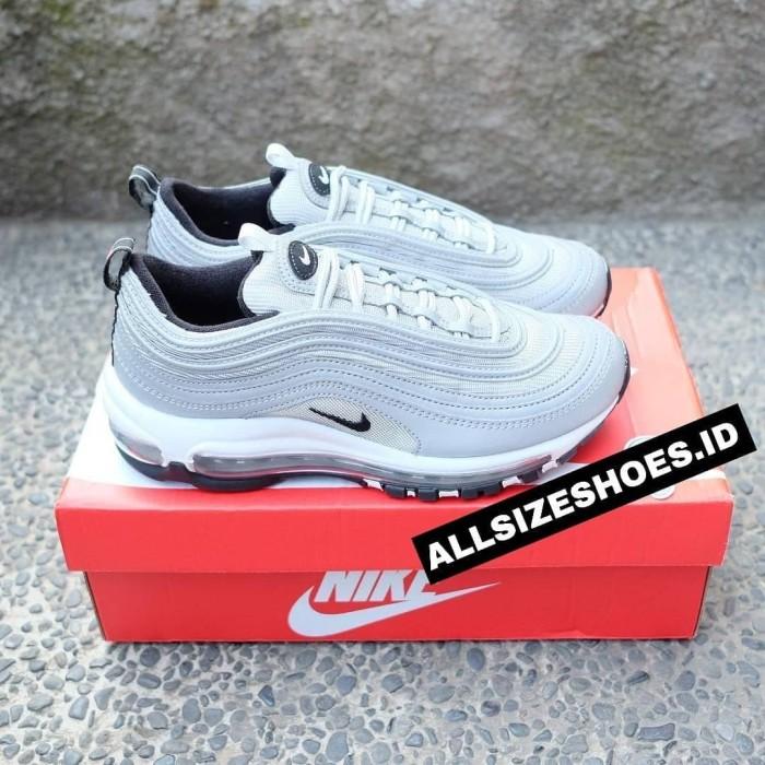 08d464f96f Jual Nike Air Max 97 Reflective Silver - all size shoes | Tokopedia