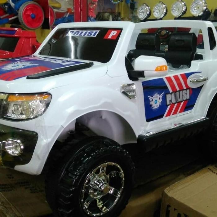 Jual Mobilan Anak Pakai Aki Jeep Polisi Kota Pekanbaru Toko Mainan Anak Pkanbar Tokopedia